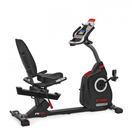 Cyclette Recumbent  Fassi FR350