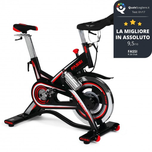 Fit bike R 26 Club Fassi