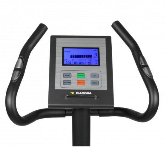 scopri la nuova cyclette nowa diadora fitness nel sito fassi sport