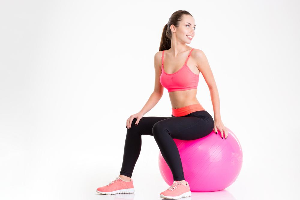 riabilitazione con fitball