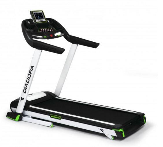 Tapis roulant Exess 10.3 diadora fitness che trovi scontato nel sito fassi sport