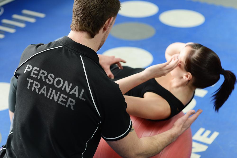 aiuto dal personal trainer