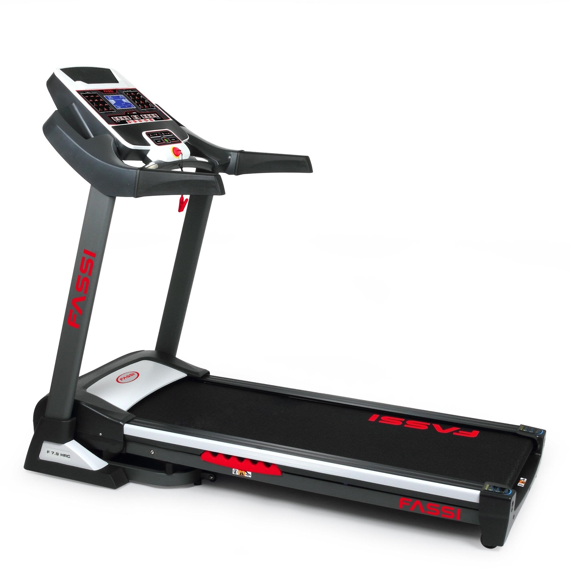 blog fitness homefitness con il tapis roulant fassi f 7 9 hrc fassi sport. Black Bedroom Furniture Sets. Home Design Ideas