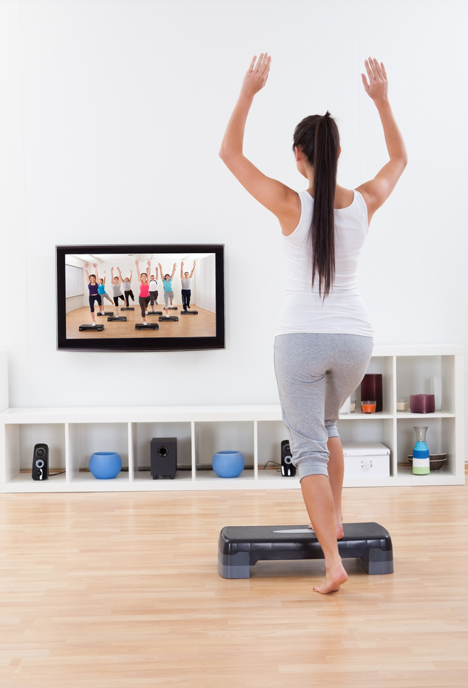 acquista online lo stepper fassi sport per allenarti comodamente a casa e rassodare i glutei