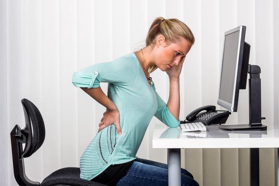 ginnastica posturale, mal di schiena, home fitness