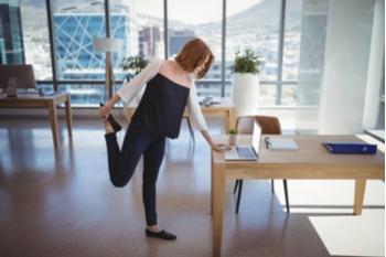 Allenarsi in ufficio blog fassi