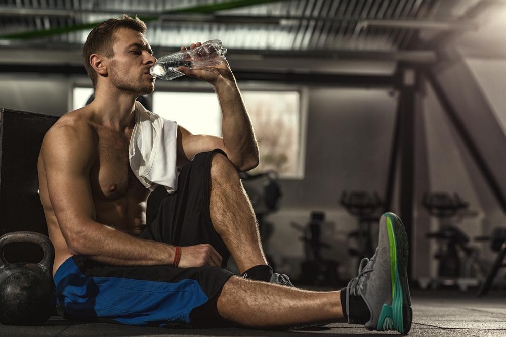 allenamnento e idratazione