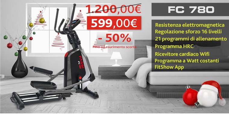 Promo Ellittica Fassi FC 780