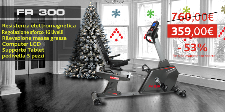 Promo Cyclette Fassi FR 300