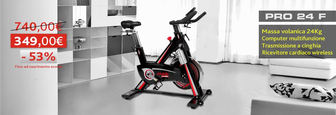 Fit Bike Fassi Pro 24 F
