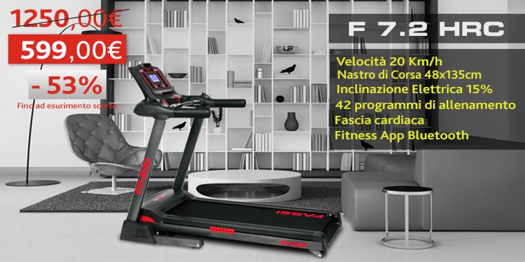 Promo Tapis Roulant Fassi F 7.2