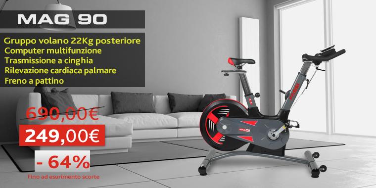 Promo Fit bike Fassi Mag 90