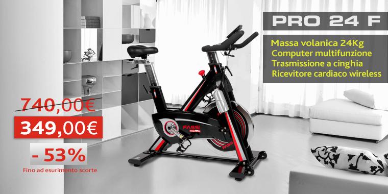 Promo Fit bike Fassi Pro 24 F