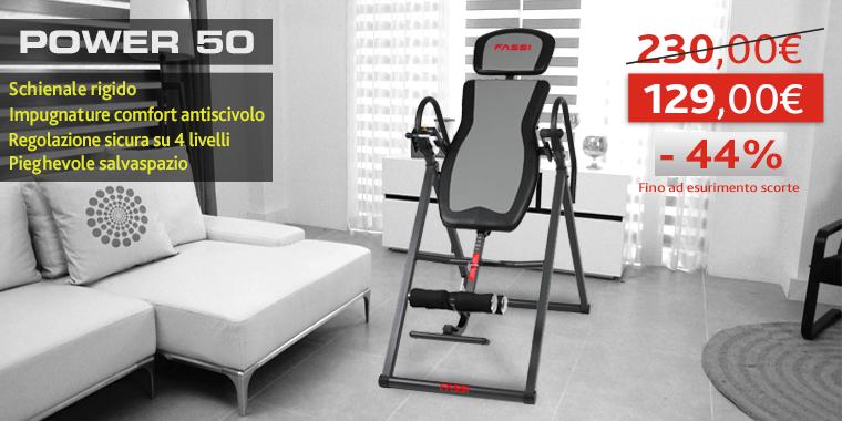 Promo Panca Fassi Power 50