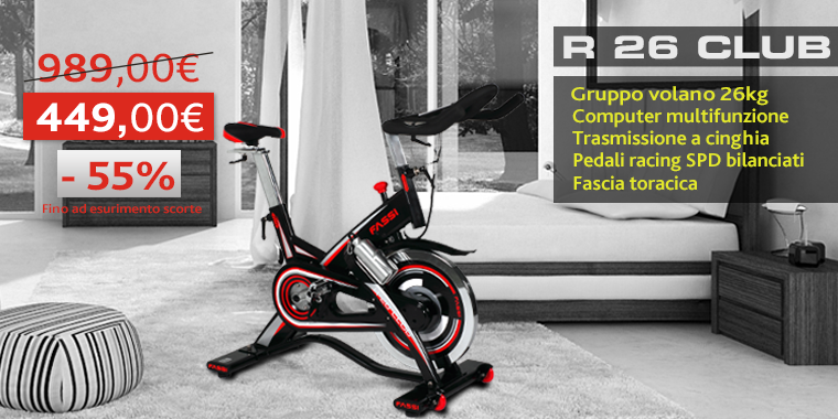 Promo Fit bike R 26 Club