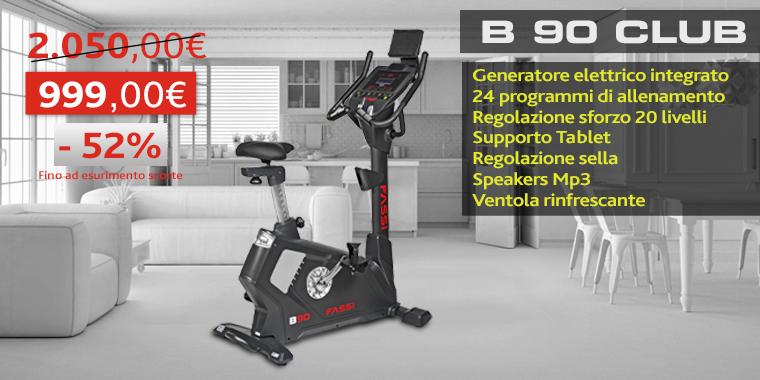 Promo Cyclette Fassi FR B90