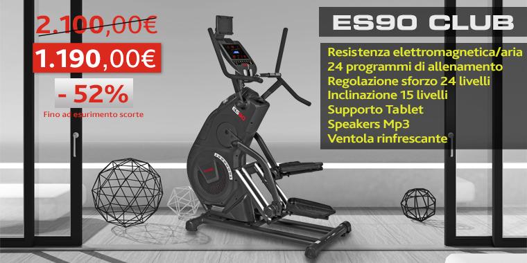 Promo Ellittica Fassi ES 90