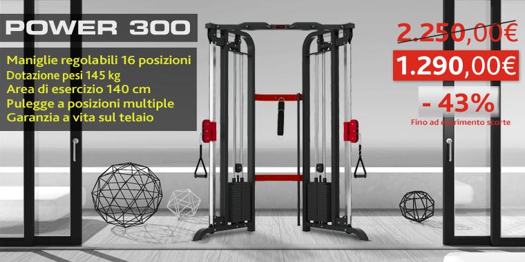 Promo Fassi Power 300