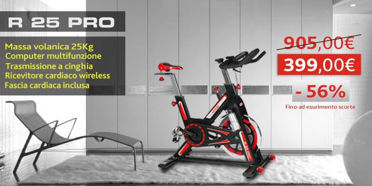 Promo Cyclette Fassi R 25