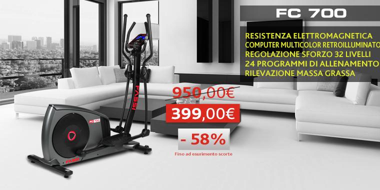 Promo Ellittica Fassi FC 700