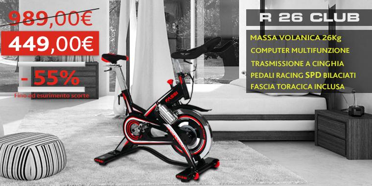 Promo Fit Bike Fassi R 26