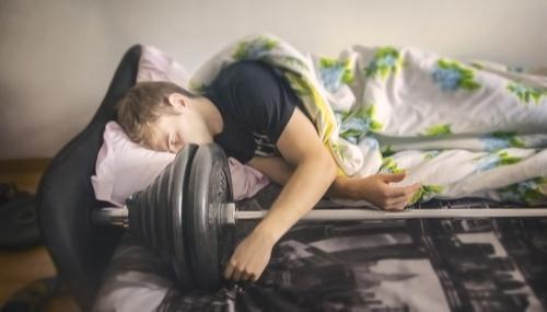 sonno e sport
