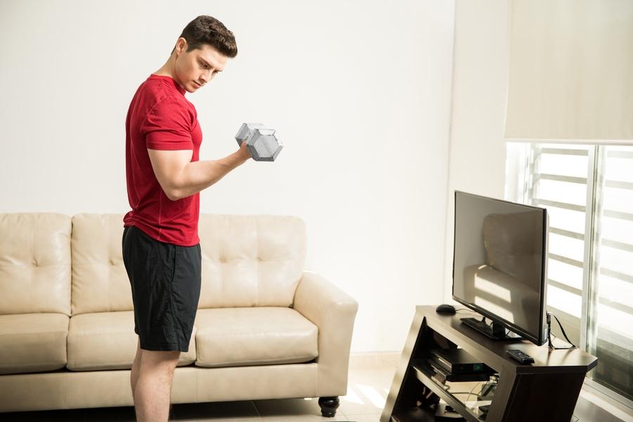 workout domestico